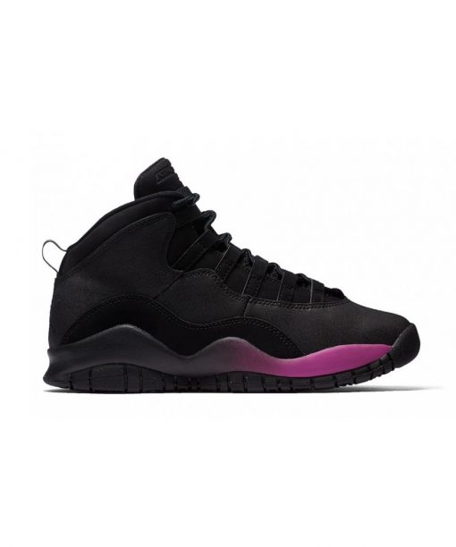 "Air Jordan 10 Retro ""Purple Fade"" kids"