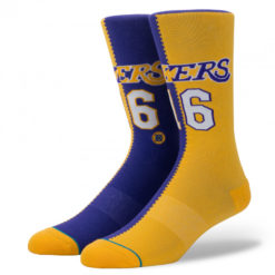 STANCE NBA LAKERS SPLIT JERSEY