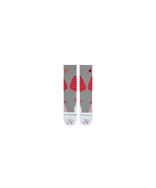 Stance NBA James Harden Qtr Performance socks