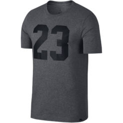 Air Jordan Iconic 23 T-shirt Grey
