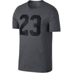 Air Jordan Iconic 23 T-shirt Grey