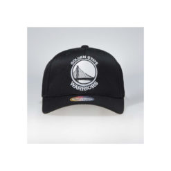 Mitchell & Ness snapback Golden State Warriors Black & White Flexfit 110