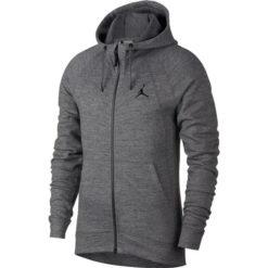 Jordan Lifestyle Wings Fleece Men's Full-Zip Hoodie