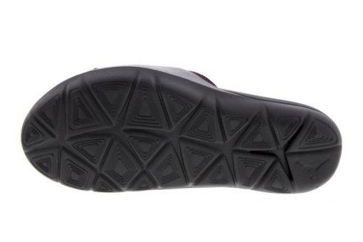 Jordan Hydro 7 Slide Black Varsity Red