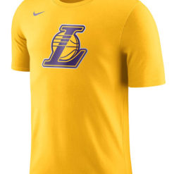 Los Angeles Lakers Nike Dry Logo Men's NBA T-Shirt