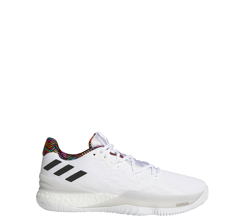 "new products 1546b c1f54 adidas Crazylight Boost 2018 ""Summer Pack"" White   Pro Basketball"