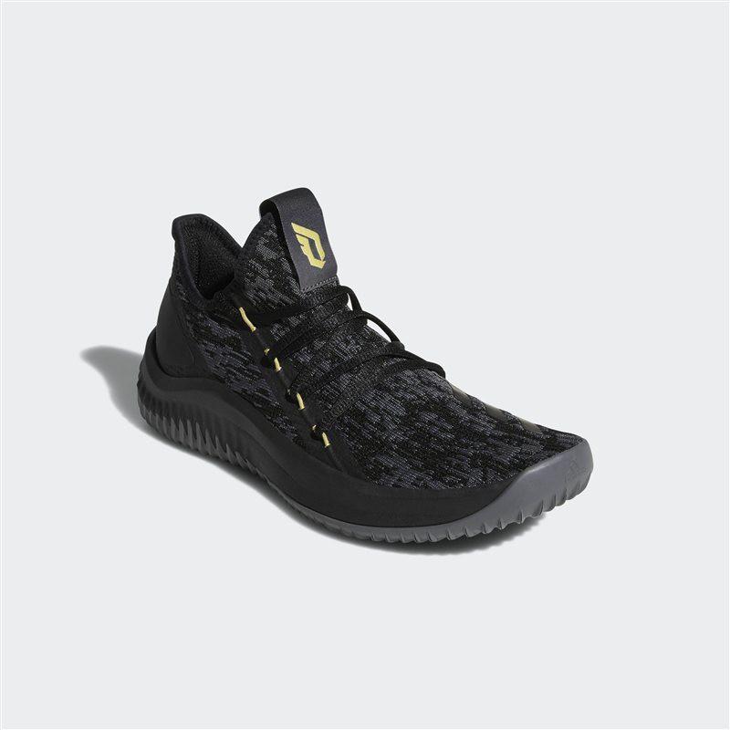 "a""black l D Metallic Dame Basketball o Adidas Gold""Pro l 35RjqLc4A"
