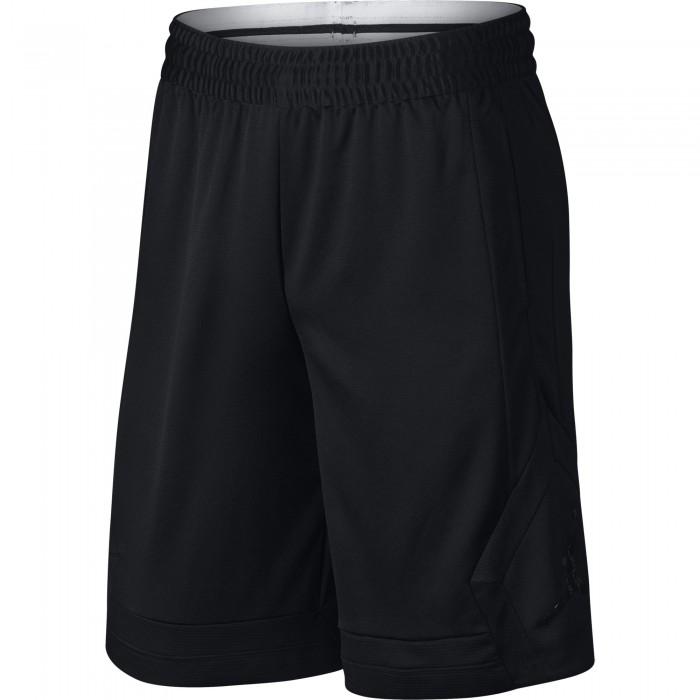 Jordan Rise Men's Basketball Shorts Triple Black | Pro ...
