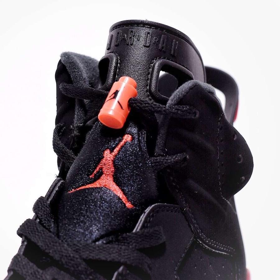 "519766f7e5c Air Jordan 6 Retro ""Black Infrared"" 2019"