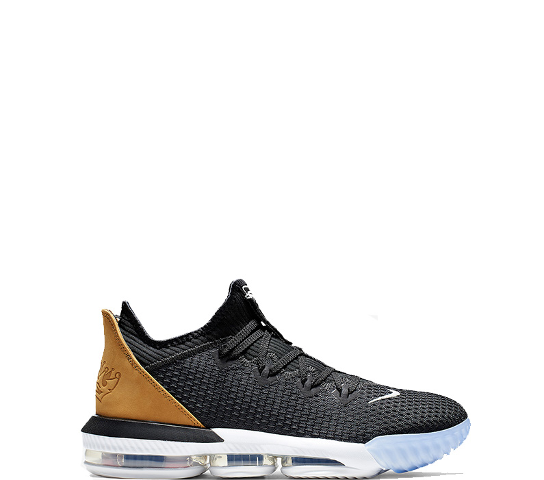 "91953694d07 Nike LeBron 16 Low ""Black And Tan"""